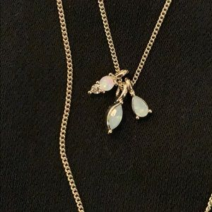 NWT Loft Layered Necklace
